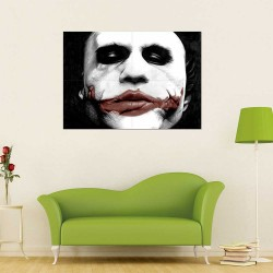 Batman Joker Heath Ledger Joker Block Giant Wall Art Poster (P-2189)