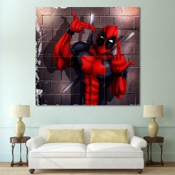 Deadpool Block Giant Wall Art Poster (P-2192)