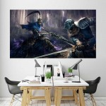 Dark Souls III Battle Block Giant Wall Art Poster