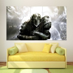 Dark Souls III Praise the Son! Block Giant Wall Art Poster (P-2240)