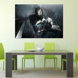Dark Souls III Abysswalker Block Giant Wall Art Poster (P-2254)