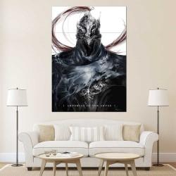 Dark Souls III Artorias AbysswalkerBlock Giant Wall Art Poster (P-2260)