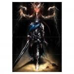 Dark Souls III Artorias Abysswalker Block Giant Wall Art Poster
