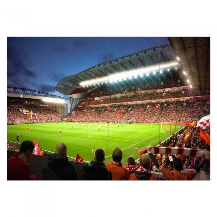 Liverpool Fc Anfield Stadium Football Soccer Wand Kunstdruck
