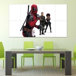 Deadpool 2  Block Giant Wall Art Poster (P-2295)