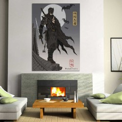 Batman Ninja Block Giant Wall Art Poster (P-2377)