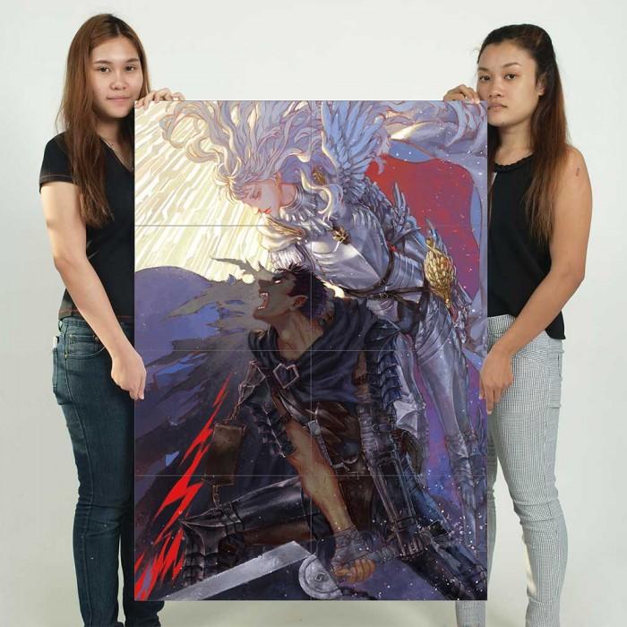 Berserk Griffith Anime Manga Wallscroll Poster Kunstdrucke Bider Drucke