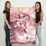 Lili Street Fighter X Tekken Block Giant Wall Art Poster