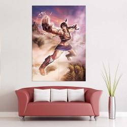 Julia Street Fighter X Tekken  Block Giant Wall Art Poster (P-2455)