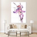 Alisa Tekken 7 Block Giant Wall Art Poster