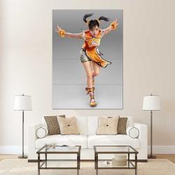 Ling Xiaoyu Tekken 7 Block Giant Wall Art Poster (P-2460)