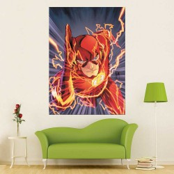The Flash Block Giant Wall Art Poster (P-2497)