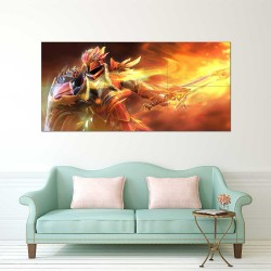 Dragon Knight Dota 2 Block Giant Wall Art Poster (P-2511)