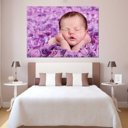 Kids Baby Children Picture serie 1  Block Giant Wall Art Poster (P-2594)