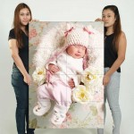 Kids Baby Children Picture serie 2 Block Giant Wall Art Poster