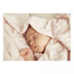 Kids Baby Children Picture serie 11 Block Giant Wall Art Poster