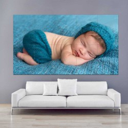 Kids Baby Children Picture serie 20  Block Giant Wall Art Poster (P-2613)