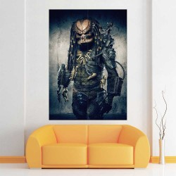 Predator Block Giant Wall Art Poster (P-2619)