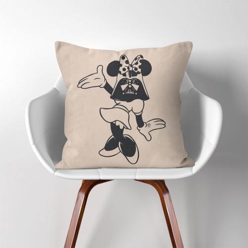 Disney Star Wars Darth Vader Minnie mouse Kissenbezüge  Kissenhüllen