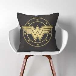 Wonder Woman  Linen Cotton throw Pillow Cover (PW-0061)