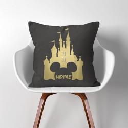 Home Disney Schloss Micky Maus Kissenbezüge & Kissenhüllen (PW-0072)