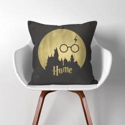 Home Hogwarts Schloss Harry Potter Kissenbezüge & Kissenhüllen (PW-0073)