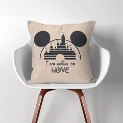 Disney Schloss Micky Maus Home Kissenbezüge & Kissenhüllen (PW-0076)