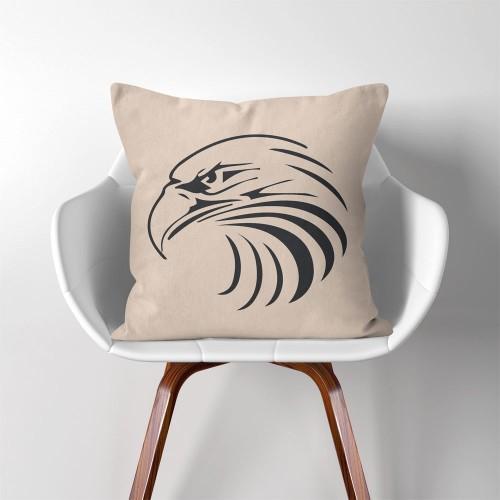 Adler Kopf Kissenbezüge  Kissenhüllen