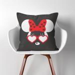 Disney Minnie Maus Kissenbezüge  Kissenhüllen