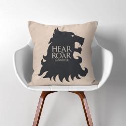 Lannister Hear Me Roar Game of Thrones Kissenbezüge & Kissenhüllen (PW-0285)