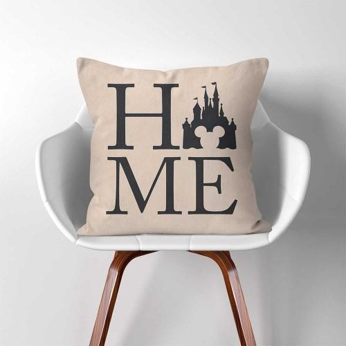 Disney Schloss Micky Maus Home Kissenbezüge  Kissenhüllen