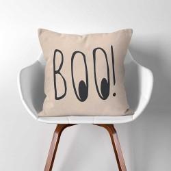 """Halloween """"BOO!"""" Kissenbezüge & Kissenhüllen (PW-0318)"""