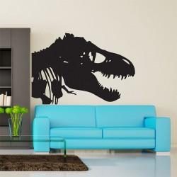 T-Rex Dinosaur Vinyl Wall Art Decal (WD-0039)