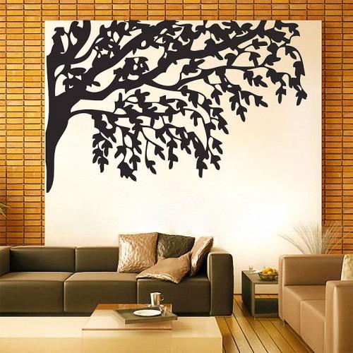 สติกเกอร์ติดผนัง Tree Branch Large Wall Sticker