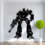 Transformers Optimus Prime #1 Vinyl Wall Art Decal