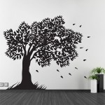 สติกเกอร์ติดผนัง Tree Large Wall Sticker