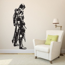 Assassin's Creed Vinyl Wall Art Decal (WD-0219)