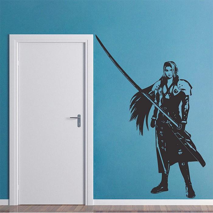 Final Fantasy Sephiroth Sticker