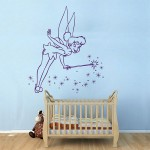 Tinker Bell Vinyl Wall Art Decal