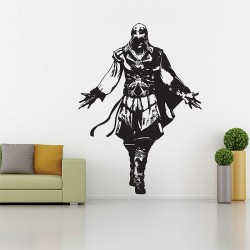 Assassin's Creed #2 Vinyl Wall Art Decal (WD-0250)