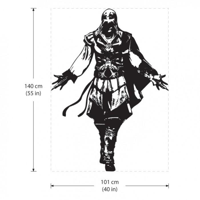 Assassin S Creed 2 Vinyl Wall Art Decal