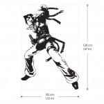 สติกเกอร์ติดผนัง Soul Calibur 4 Maxi Wall Decal