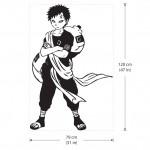 สติกเกอร์ติดผนัง นินจานารูโตะ Naruto Shippuuden Gaara Wall Sticker
