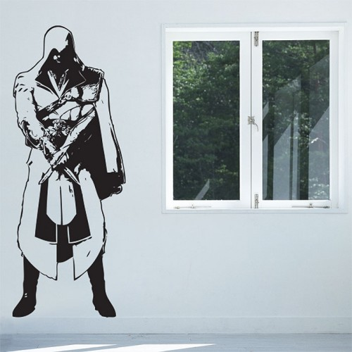 Assassin's Creed Brotherhood Vinyl Wall Art Decal