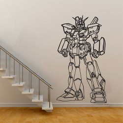 RX-78NT-1Gundam Alex Robot Vinyl Wall Art Decal (WD-0352)