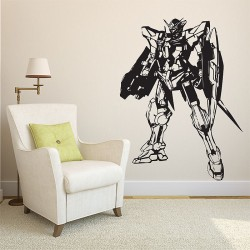 GN001 Gundam Exia Vinyl Wall Art Decal (WD-0365)