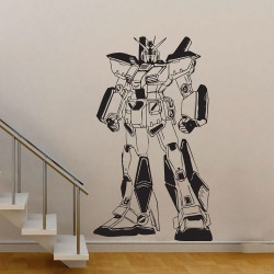Alex Gundam G-4 Roboter Vinyl Wall Art Decal (WD-0380)