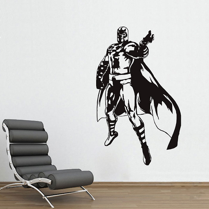 Wall Art For Men x-men vinyl wall art decal