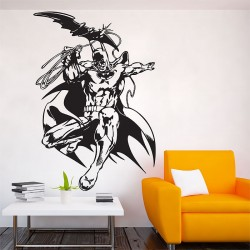 Batman The brave and The bold Vinyl Wall Art Decal (WD-0405)