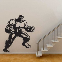 Hulk The Avengers Vinyl Wall Art Decal (WD-0447)